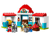 10868 LEGO Duplo Farm Pony Stable