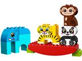 10884 LEGO Duplo My First Balancing Animals