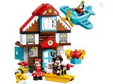 10889 LEGO Duplo Mickey's Vacation House