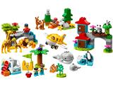10907 LEGO Duplo World Animals