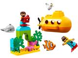 10910 LEGO Duplo Submarine Adventure