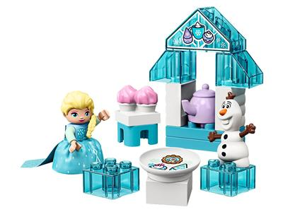 10920 LEGO Duplo Elsa and Olaf's Tea Party