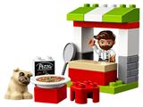 10927 LEGO Duplo Pizza Stand