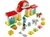 10951 LEGO Duplo Horse Stable and Pony Care