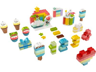 10958 LEGO Duplo Basic Creative Birthday Party