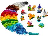 11013 LEGO Creative Transparent Bricks