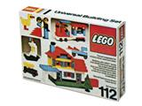 112 LEGO Building Set
