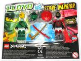 112006 LEGO Ninjago Lloyd vs. Stone Warrior Blister Pack