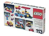 113 LEGO Building Set
