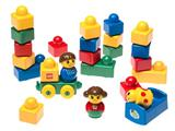 1166 LEGO Duplo Stack-n-Learn