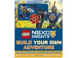 11913 LEGO Book Parts Nexo Knights Build Your Own Adventure Parts