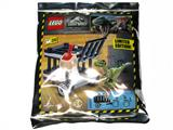 122010 LEGO Jurassic World Baby Dino Transport