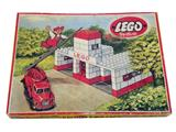 1308 LEGO Fire Station