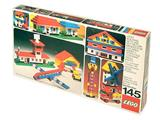 145 LEGO Universal Building Set