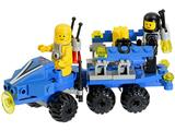 1558 LEGO Mobile Command Trailer