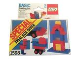 1598 LEGO Trial Size Offer