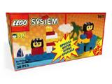 1651 LEGO Basic Building Set Trial Size