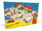 200A LEGO Town Plan Wooden Board