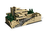 21005 LEGO Architecture Architect Series Fallingwater