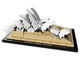 21012 LEGO Architecture Architect Series Sydney Opera House