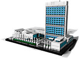 21018 LEGO Architecture United Nations Headquarters