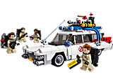 21108 LEGO Ideas Ghostbusters Ecto-1