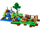 21114 LEGO Minecraft The Farm
