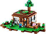 21115 LEGO Minecraft The First Night