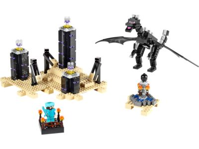 21117 LEGO Minecraft The Ender Dragon