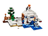 21120 LEGO Minecraft The Snow Hideout
