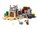 21121 LEGO Minecraft The Desert Outpost