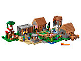 21128 LEGO Minecraft The Village