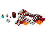 21130 LEGO Minecraft The Nether Railway