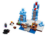 21131 LEGO Minecraft The Ice Spikes