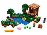 21133 LEGO Minecraft The Witch Hut