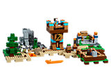 21135 LEGO Minecraft The Crafting Box 2
