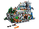 21137 LEGO Minecraft The Mountain Cave thumbnail image