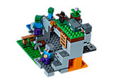 21141 LEGO Minecraft The Zombie Cave