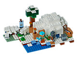 21142 LEGO Minecraft The Polar Igloo