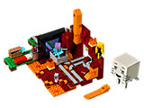21143 LEGO Minecraft The Nether Portal