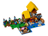 21144 LEGO Minecraft The Farm Cottage