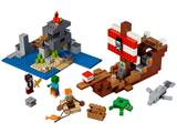 21152 LEGO Minecraft Pirate Ship