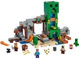 21155 LEGO Minecraft The Creeper Mine