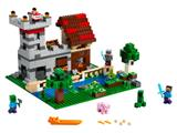 21161 LEGO Minecraft The Crafting Box 3.0 thumbnail image