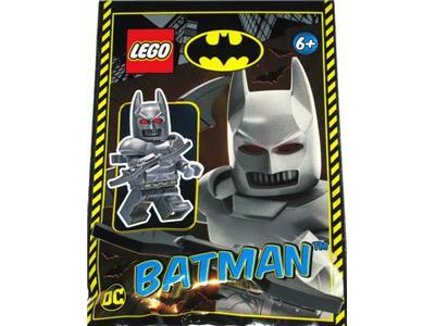 limited NEW 2019 MAGAZINE LEGO BATMAN Minifigure: SUPERMAN