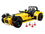21307 LEGO Ideas Caterham Seven 620R
