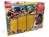 2146 LEGO Freestyle Sort and Store Suitcase