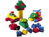 2400 LEGO Duplo Cute Building Vehicles