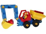2920 LEGO Duplo Toolo Digger