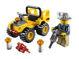 30152 LEGO City Mining Quad
